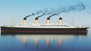 Titanic Color Pictures  100th Anniversary