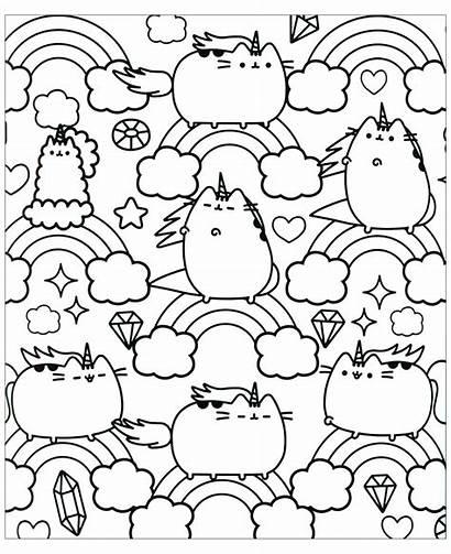 Doodle Coloring Pages Children
