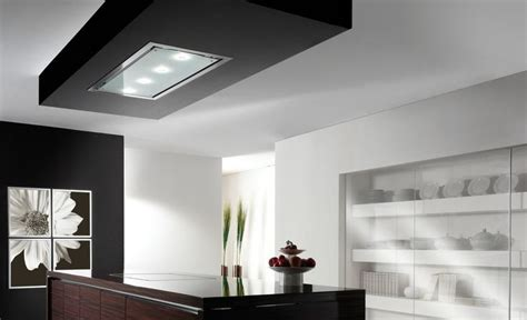 island extractor fans for kitchens typical concealed flush ceiling extractor by air uno 7588