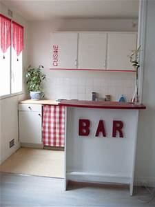 comment construire un bar de cuisine With construire un bar de cuisine