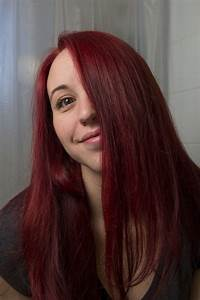 How To Dye Your Brown Hair Red Without Bleach If You39re In