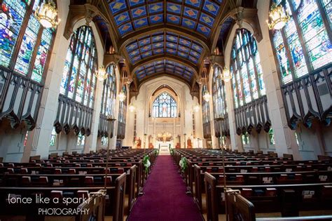 gorgeous church nave stained glass windows church