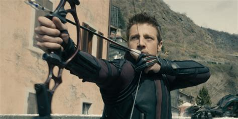 Will Get Hawkeye Movie Here What Jeremy Renner Said
