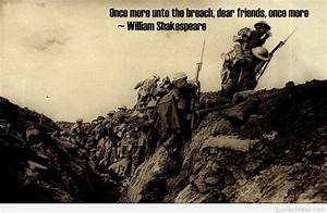 War inspiration... Important War Quotes