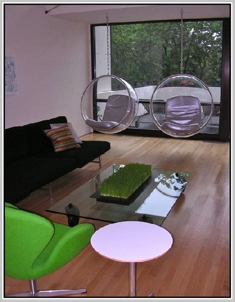 hanging bubble chair home design ideas