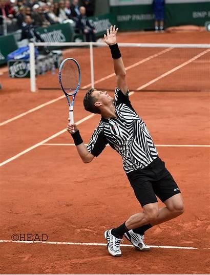 Aufschlag Tennis Wie Machst Besser Deinen Mein