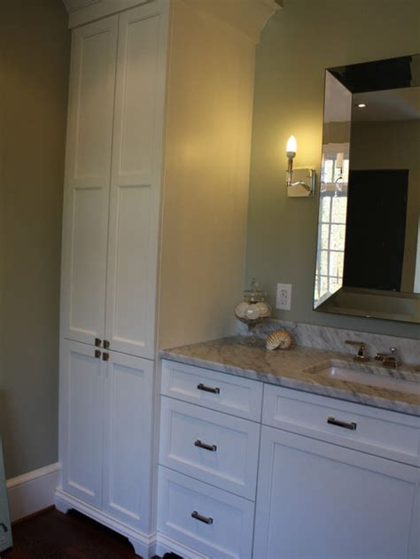 houzz bath vanity tower design ideas remodel pictures