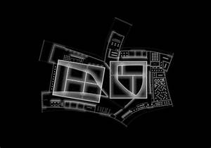 Lighting Diagram For Herning Museum For Contemporary Art By Steven Holl Architects