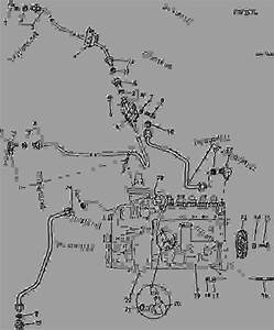 Fuel Injection Pump  Fuel Lines  165527 -