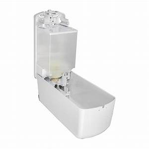 Manual Refillable Dispenser For Gel Sanitiser Or Soap