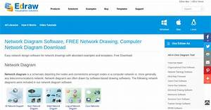 9  Best Network Drawing Software Free Download For Windows
