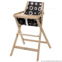chaise haute pliante pour b 233 b 233 traveller de geuther