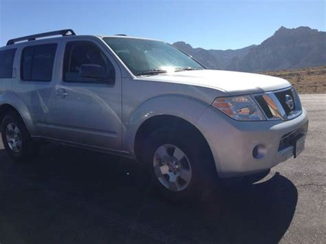 sell   nissan pathfinder   north las vegas