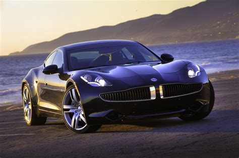 Fisker Karma  Luxury Electric Vehicle  Box Autos
