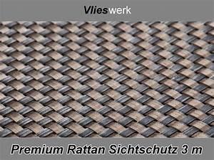 Balkon Sichtschutz Rattan : sichtschutz balkonblende 90 cm x 3 m kupfer rattanoptik balkon ~ Markanthonyermac.com Haus und Dekorationen