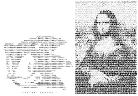 Imaging Ascii Art