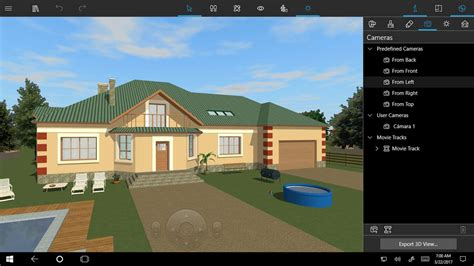 customize your next home with live home 3d windows 10