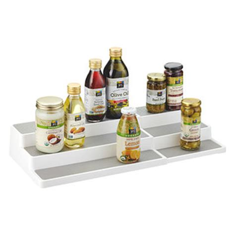 Spice Rack Container Store by Acrylic 20 Bottle Spice Rack The Container Store