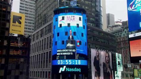 The Tower at Times Square - NASDAQ Closing Bell, October ...
