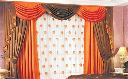 Curtain Curtains Designs Designer Scallop Styles Choosing