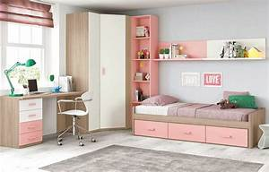 chambre ado style industriel With decoration de chambre ado