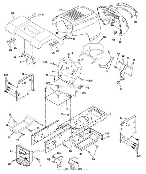Ayp Electrolux Parts Diagram For Chassis