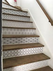 17 meilleures idees a propos de contremarches sur With peindre les contremarches d un escalier en bois 0 contre marches peintes en gris interieur pinterest