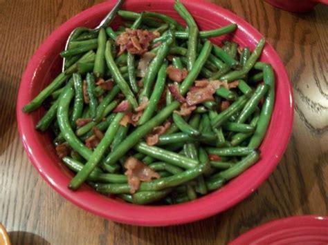 thanksgiving green beans recipe thanksgiving green beans recipe food com