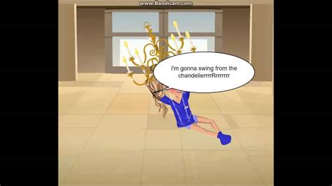 moviestarplanet i m gonna swing from the chandelier