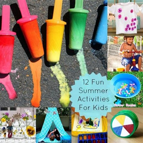 12 Best Images About Summer Fun On Pinterest  Summer Activities For Kids, Water Bombs And