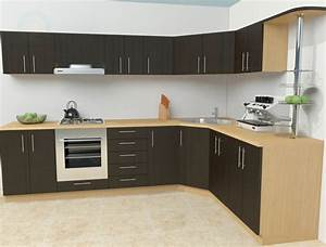 3d model Simple kitchen download for free