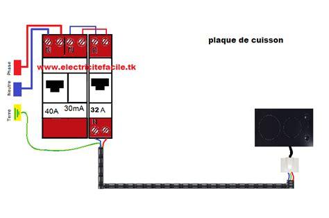 installation plaque de cuisson installation electrique installation electrique plaque de cuisson cuisiniere