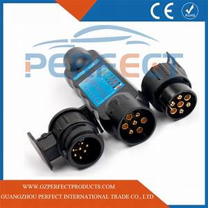 7 Pin Trailer Receptacle