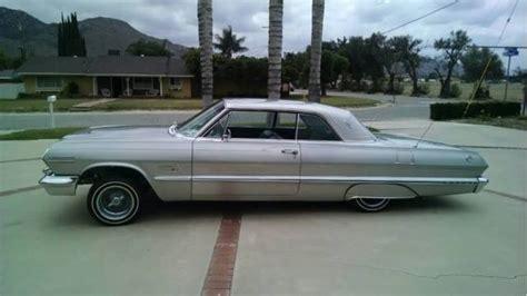 1963 Impala Custom Lowrider For Sale In Moreno Valley