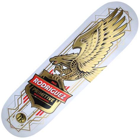 Primitive Skateboard Decks Uk by Primitive Skateboarding Primitive Paul Rodriguez Eagle
