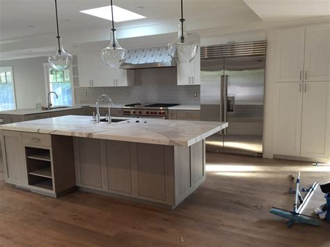 gray bottom kitchen cabinets kitchen cabinets painted top cabinets gray stained maple