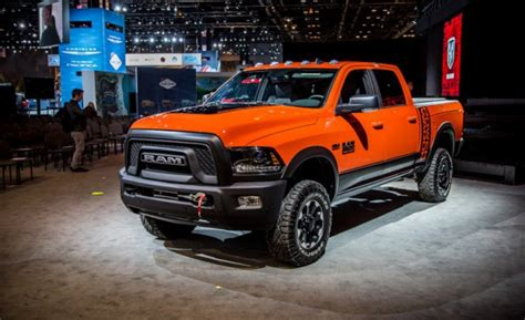 Dodge Ram Hellcat Price by 2018 Dodge Ram 2500 3500 Review Release Date 2018