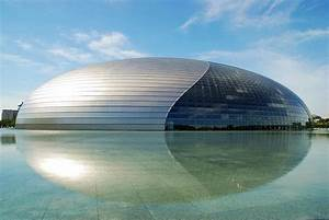 The Egg Building in China – National Centre for Performing ...