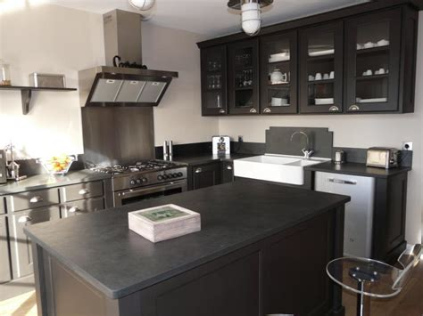 cuisine ardoise 10 meubles de cuisine tendance poalgi