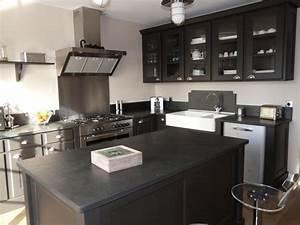 Meuble Cuisine Plan De Travail : 10 meubles de cuisine tendance blog poalgi ~ Dailycaller-alerts.com Idées de Décoration