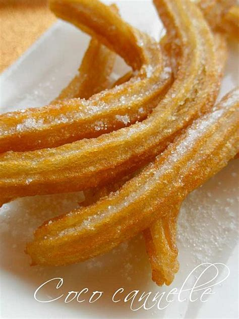 coco cannelle chichis maison churros