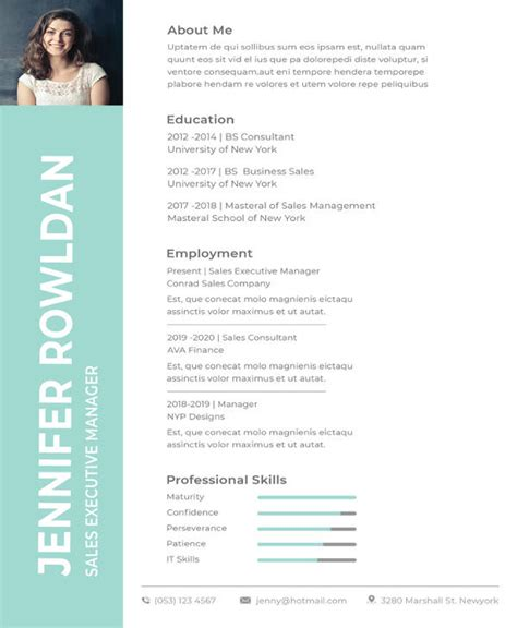 Executive Resume Sles Free by 14 Executive Resume Templates Pdf Doc Free Premium