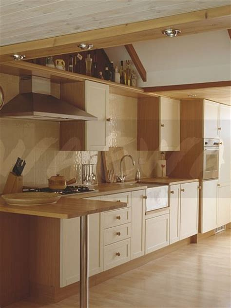 wooden cottage kitchen image modern cottage kitchen extension with painted 1158
