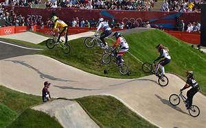 5. Olympic BMX Track at Lee Valley VeloPark, London,...