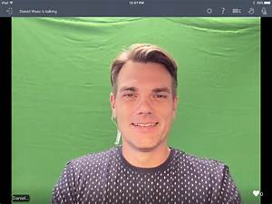 How To Stun Your Webinar Audience With Green Screen Video