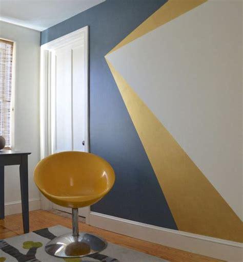 chambre avec mur en daphnedecordesign la peinture graphique pour sublimer vos