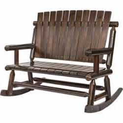 red shed double rocker stained at tractor supply co