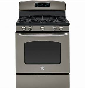 GE's New Slate Finish Joins Stainless As Premium Appliance ...