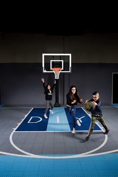 basketball court kit  court