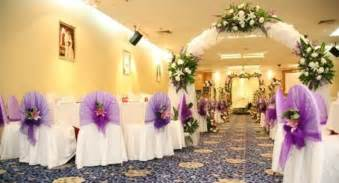 wedding decorations wedding decoration ideas purple purple picture